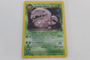 Smogogo obscur Carte Pokemon Rare Wizards Holo Edition 1