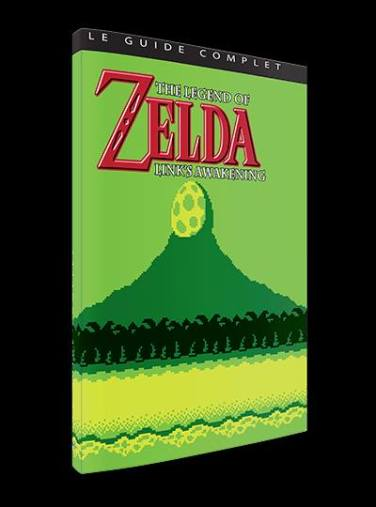 Guide complet The Legend of Zelda Link's Awakening
