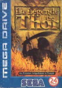 La légende de Thor top 10 jeux megadrive
