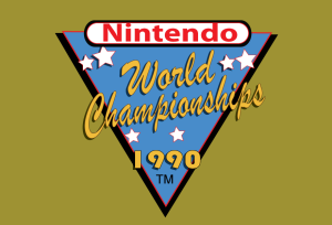 nintendo nes world championship 1990 compétition usa