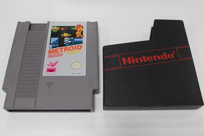 Metroid NES Cartouche loose