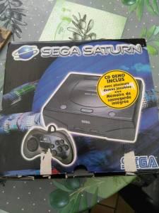 Pack Saturn Complet Sega Rare