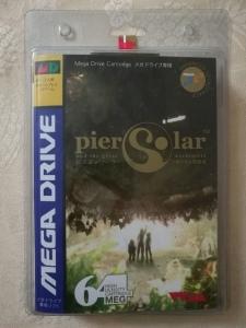 Pier Solar Megadrive Genesis Blister Neuf Brand New Sealed Sega