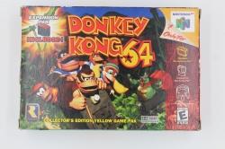 Donkey Kong 64 Complet US Rare Nintendo