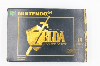 Ocarina of Time Zelda 64 Complet Nintendo PAL Rare