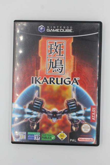 Ikaruga Gamecube Complet Nintendo Rare