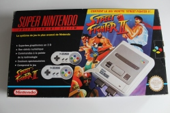Pack Super Nintendo Street Fighter 2 Rare Complet Nintendo