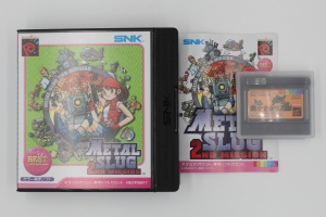 Metal Slug Neo Geo Pocket Color Complet JAP Rare