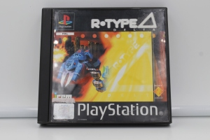 R Type Delta PS1 Complet Sony Rare