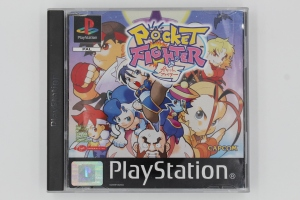 Pocket Fighter Sony Rare PS1 Playstation Complet