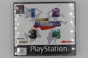 Capcom Generations Sony Rare PS1 Playstation Complet