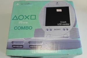 PSOne Combo Ecran LCD JAP Complet Rare