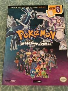 guide pokemon strategique mint