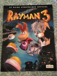 guide strategique complet soluce officiel rayman 3