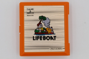 game and watch vintage screen life boat