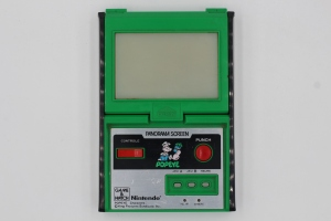 game and watch vintage screen panorama popeye
