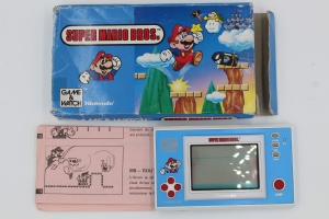 game and watch vintage super mario bros complet