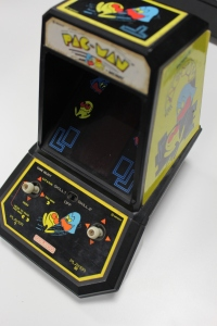jeux electroniques pac man midway vintage