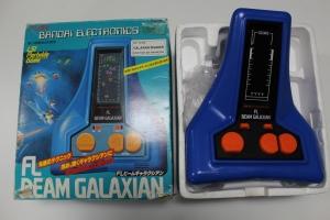 fl team galaxian jeux electroniques complet neuf vintage