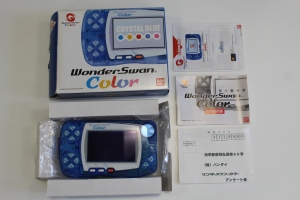 console wonderswan jap complet neuf