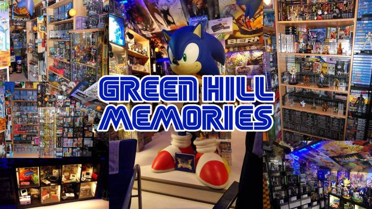 green hill memories chaine youtube acksell sonic