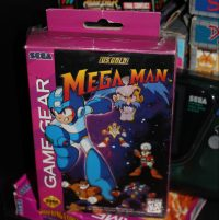 megaman game gear collection cedric acksell sonic sega nintendo sony holdies gameroom jeux video retrogaming