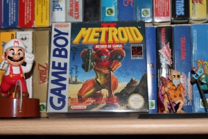 metroid 2 game boy collection cedric acksell sonic sega nintendo sony holdies gameroom jeux video retrogaming