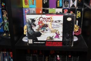 chrono trigger snes collection cedric acksell sonic sega nintendo sony holdies gameroom jeux video retrogaming