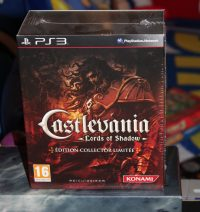 castlevania ps3 lords of shadow collection cedric acksell sonic sega nintendo sony holdies gameroom jeux video retrogaming