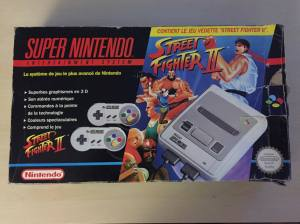 pack street fighter 2 super nintendo snes