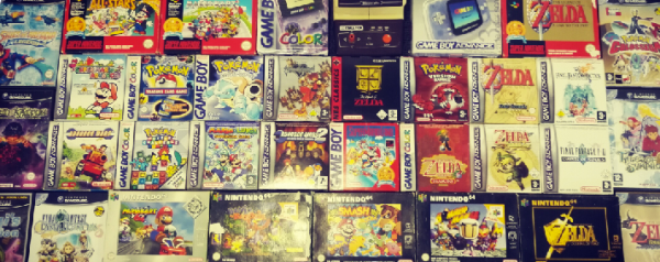 vente nintendo retrogaming speciale holdies