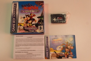 banjo kazooie game boy advance