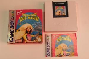 barbie game boy color