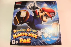 dancing stage mario mix pak gamecube