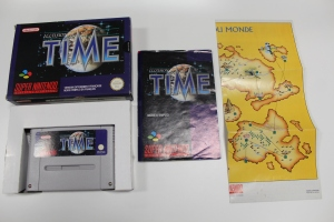 illusion of time snes complet