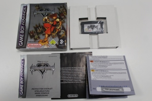 kingdom hearts game boy advance