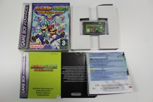 mario luigi superstar saga game boy advance