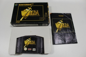 ocarina of time nintendo 64