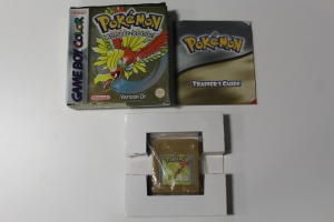 pokemon version or game boy nintendo