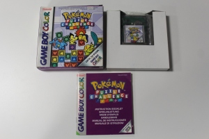 pokemon puzzle challenge game boy