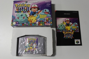 pokemon puzzle league nintendo 64