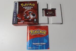 pokemon version rubis game boy advance