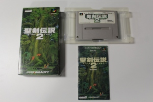 secret of mana 2 super famicom nintendo