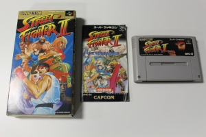 street fighter 2 super famicom