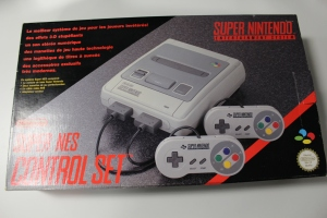 super nintendo pack control set snes