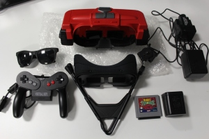 virtual boy nintendo us complet