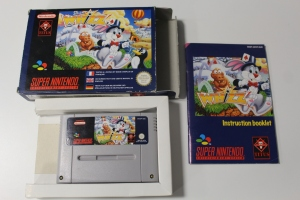 whizz super nintendo snes complet