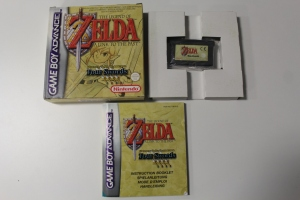 zelda link to the past four swords game boy advance