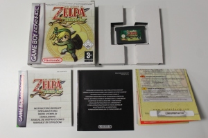 zelda minish cap game boy advance
