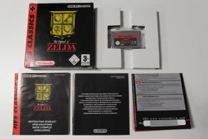 zelda nes classics game boy advance
